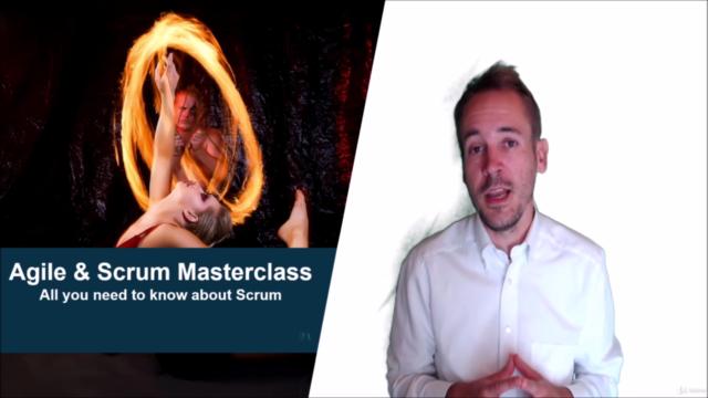 Scrum & Agile Masterclass: Become a Scrum Master; PSM1 Test
