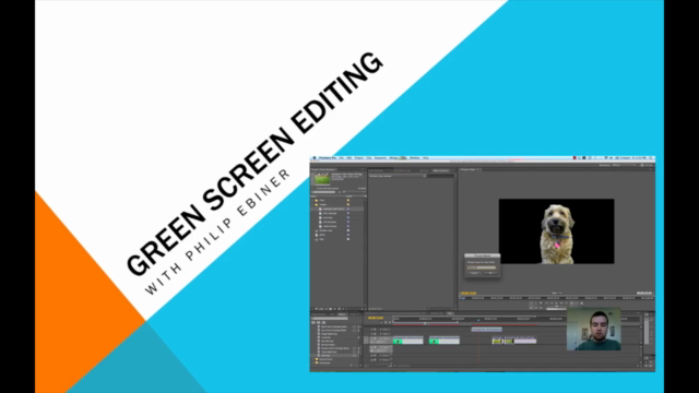 Green Screen Editing: Premiere Pro, Final Cut, After Effects