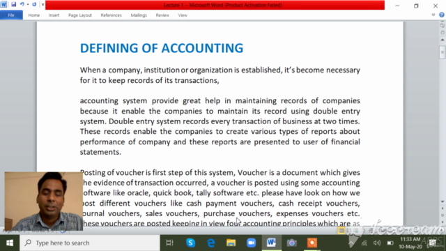 Become The Accounting Master