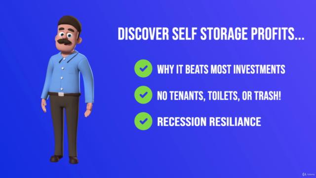 Profits in Self Storage For Real Estate Investors