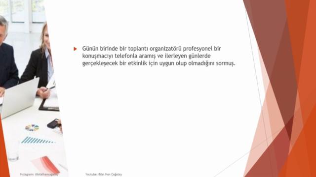 SUNUMDA PLATFORM BECERİLERİ