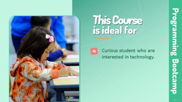 Programming Bootcamp for Kids and Beginners