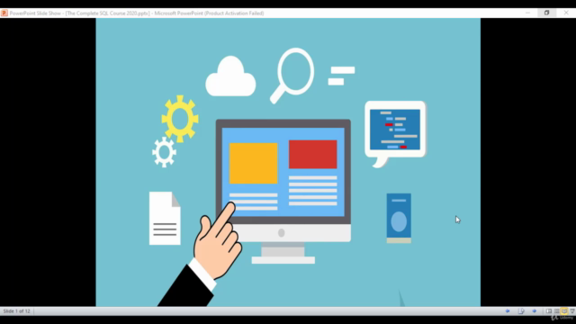 The Complete SQL Course 2021: Become a MYSQL Master