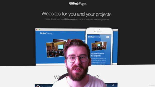 Launch Your Website With GitHub Pages