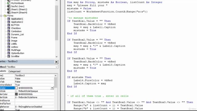 Excel VBA Userform Videobook | Code Library |Speedy Learning