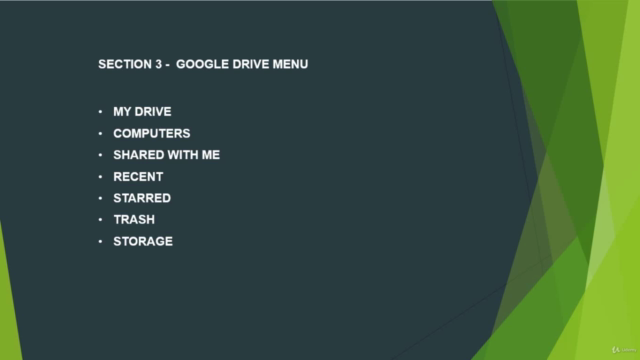 Learn Google Drive From Scratch
