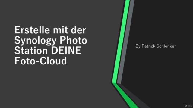 Erstelle mit der Synology Photo Station DEINE Foto-Cloud!