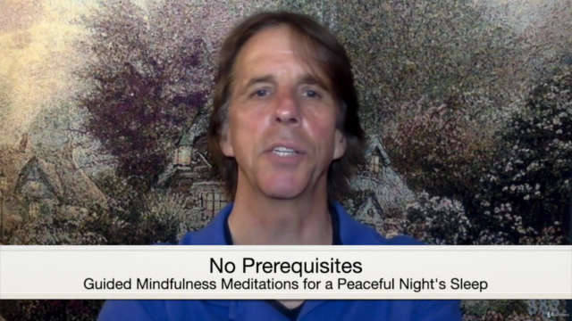 Guided Mindfulness Meditations for a Peaceful Night's Sleep