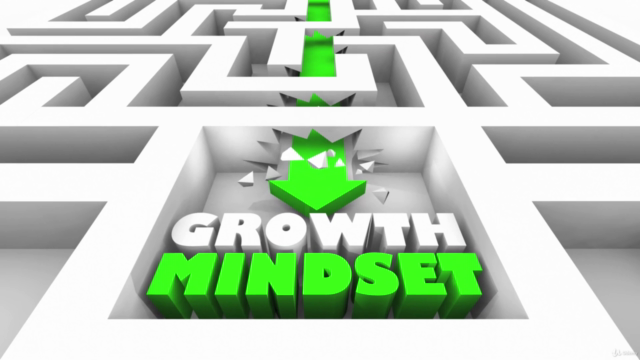 The Complete Growth Mindset Course - The Mindset for Success