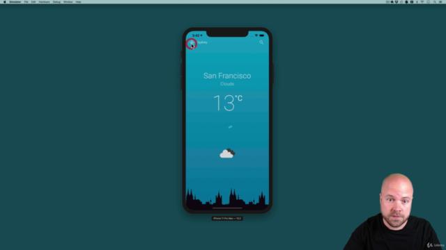 Weather App with Vue JS & Quasar (for Mobile, Desktop & Web)