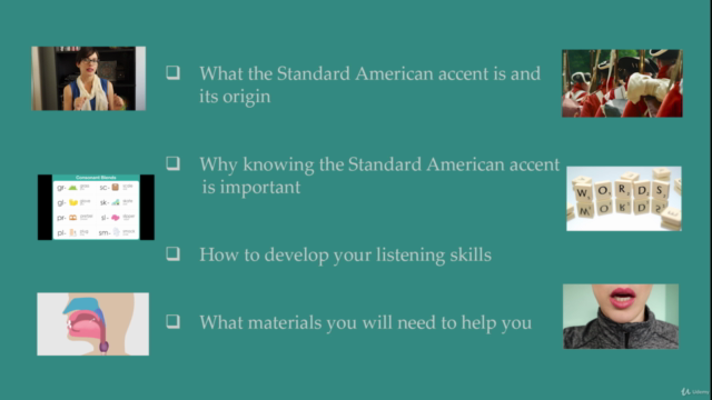 Learn to Speak with an Authentic Standard American accent