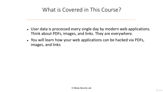 Hacking Web Applications via PDFs, Images, and Links