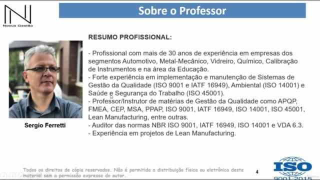 ISO 9001:2015 - Interpretação dos Requisitos