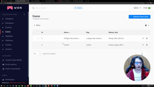 React Avançado: Crie aplicações com NextJS, GraphQL e mais