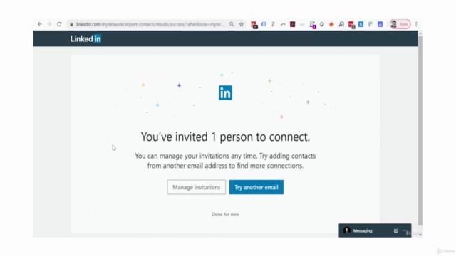 LinkedIn para Fotógrafos y Técnicos en Video
