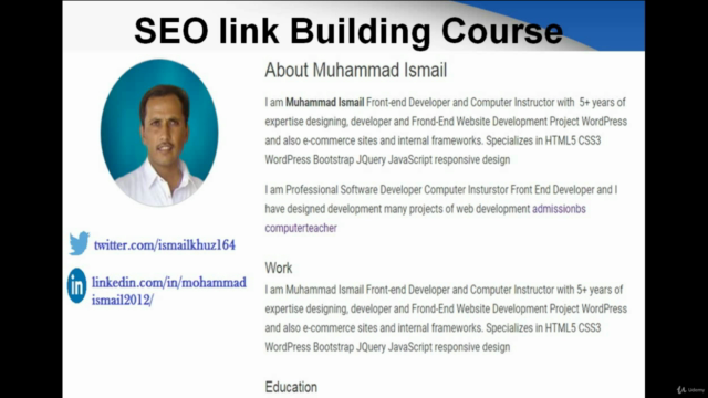 The SEO Link Building Course