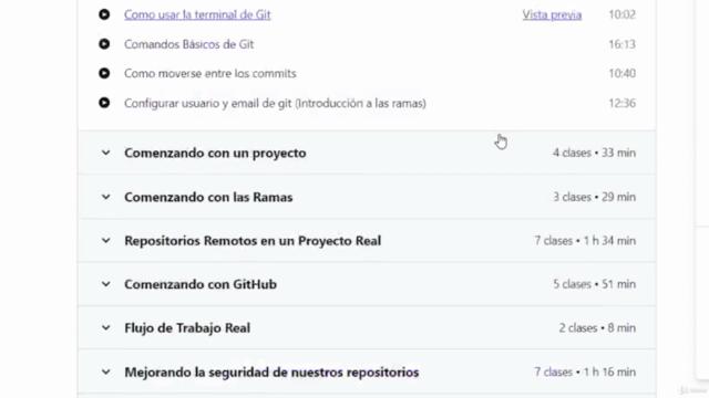 Git y GitHub desde Cero a Experto