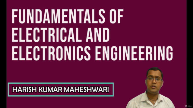Fundamentals of Electrical and Electronics