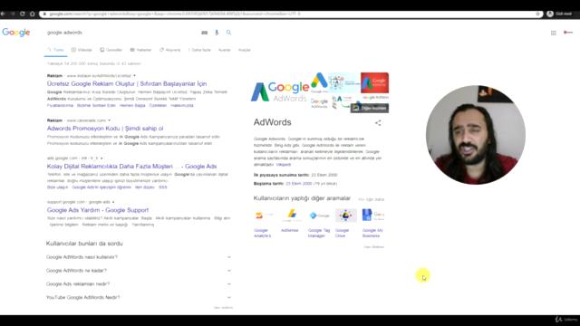 Google Adwords E-ticarete Özel