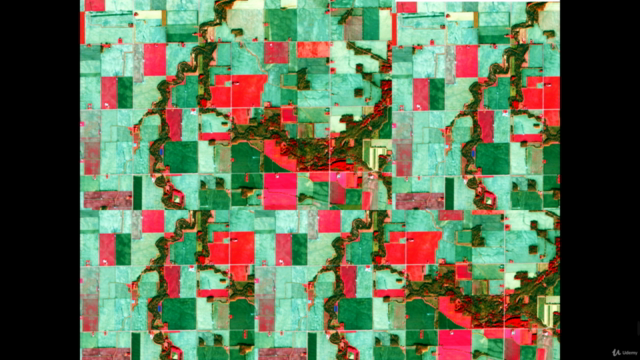 Machine Learning in GIS and Remote Sensing: 5 Courses in 1