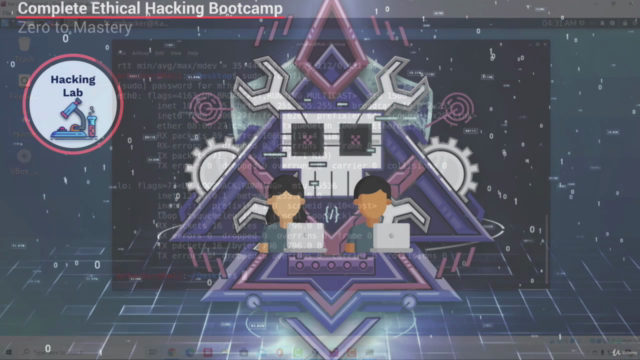 Complete Ethical Hacking Bootcamp 2021: Zero to Mastery