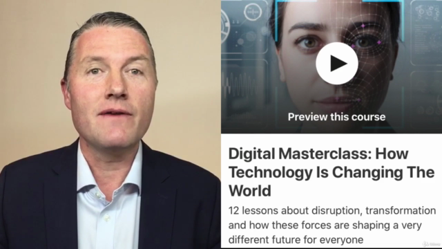 Digital Masterclass: How Technology Is Changing The World