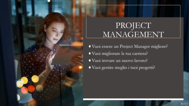 Il Corso Fondamentale di Project Management
