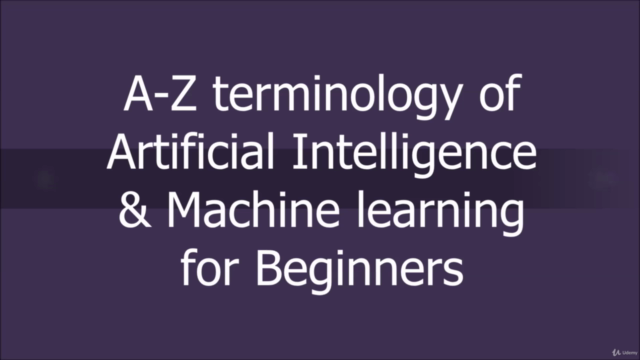 Introduction to AI / ML terminology for beginners