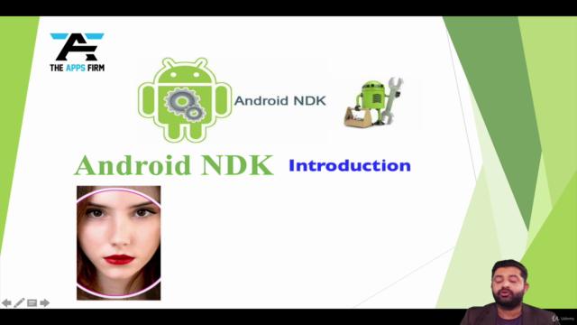 Android Development NDK -  Beginner's guide