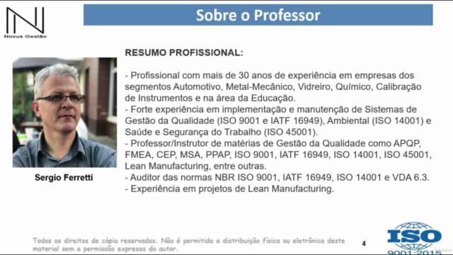 SGI - Sistema de Gestão Integrado -ISO9001-ISO14001-ISO45001
