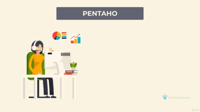 Pentaho for ETL & Data Integration Masterclass 2021- PDI 9.0