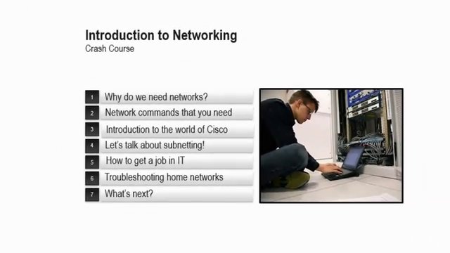 Introduction to networking for complete beginners