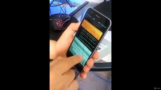 App android + Sistema para Karaoke en Xamarin Forms (2021)