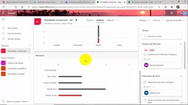 Microsoft Planner - Gestão de Atividades Corporativas