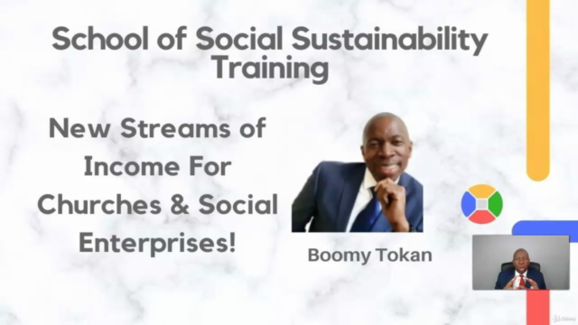 How Social Ent. NGOs & Charities Can Create Income Streams