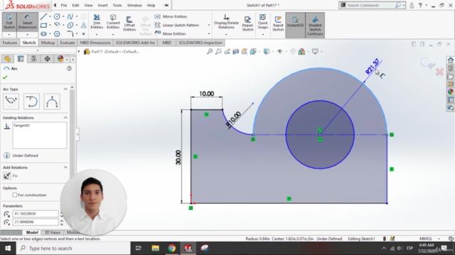 Fundamentales de SolidWorks - Diseño CAD