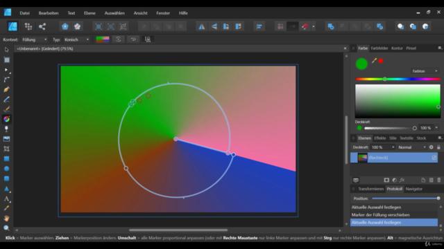 Affinity Designer - Der Komplettkurs für Einsteiger