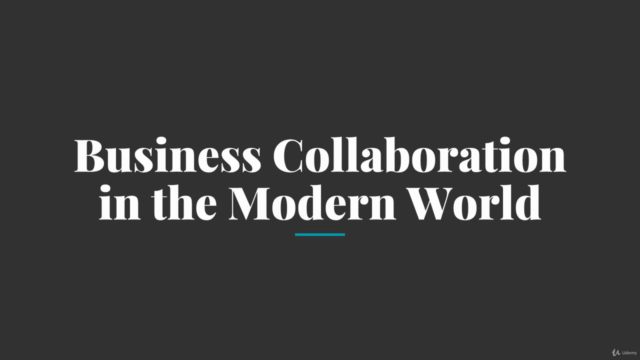 Business Collaboration in the Modern World