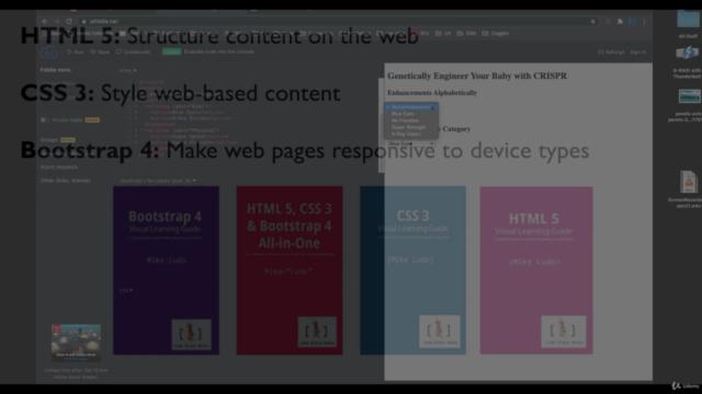 HTML 5 Visual Learning
