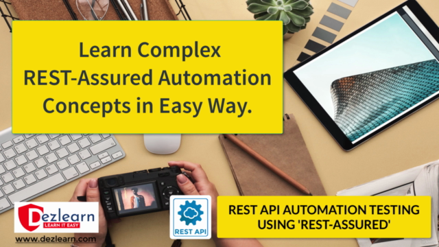 Learn Rest API Automation Using Rest Assured