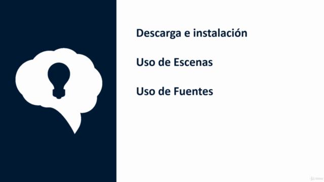 Curso Tutorial de OBS Studio en Español 2020