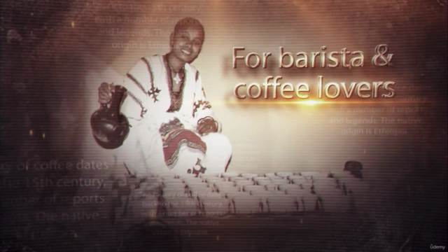 SECRETS of COFFEE. Part 1.HISTORY (Coffee Expert in 3 hours)