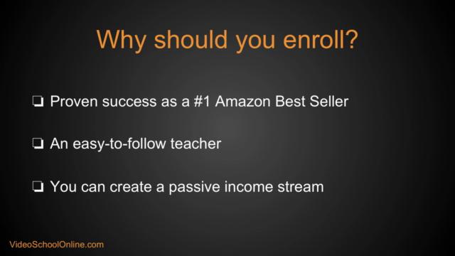 Amazon Kindle Publishing: Learn My Exact Bestseller Strategy