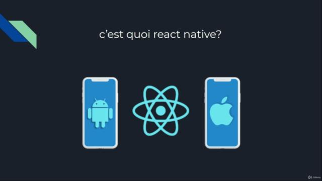 React(redux,router...) et React native  par la pratique !