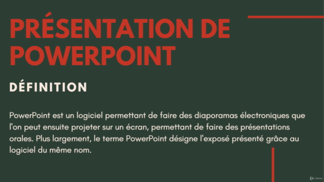 Devenir expert Powerpoint: Formation professionnelle