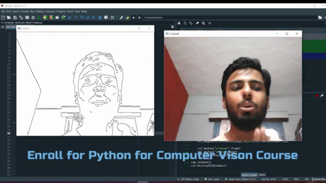 Computer Vision with Python