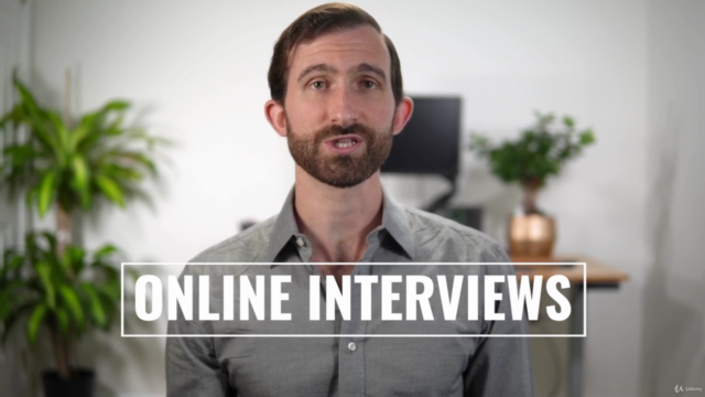 Acing Online Interviews on Zoom, Skype, and Video Calls