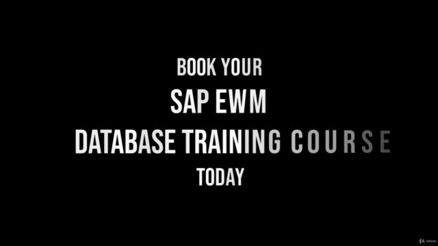 SAP Extended Warehouse Management - Database Guide SAP EWM