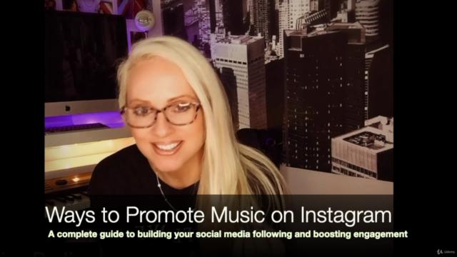 Instagram Marketing Course for Musicians 2021 + facebook 4.0