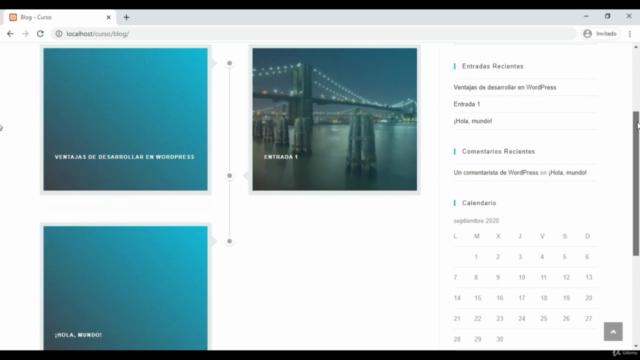 Curso de Wordpress ✔ Crea tu primera web profesional 2020